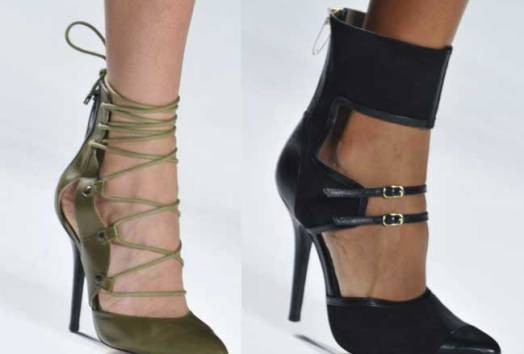Marissa Webb | MB Fashion Week New York. Mercedes Benz Semana de la Moda de New York | Spring-Summer 2014. Primavera-Verano 2014 | Calzado Shoes
