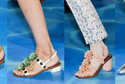 Tory Burch | MB Fashion Week New York. Mercedes Benz Semana de la Moda de New York | Spring-Summer 2014. Primavera-Verano 2014 | Calzado Shoes