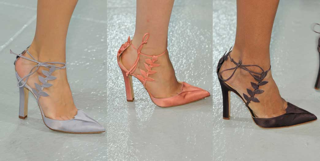 Zac Posen | MB Fashion Week New York. Mercedes Benz Semana de la Moda de New York | Spring-Summer 2014. Primavera-Verano 2014 | Calzado Shoes