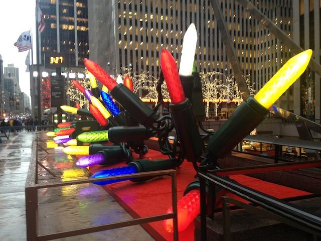 New York Christmas | Navidad en Nueva York