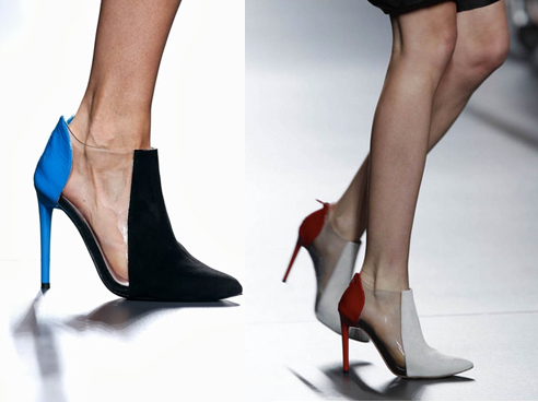 Amaya Arzuaga   Madrid Fashion Week / Mercedes Benz Fashion Week Madrid   Spring-Summer 2014   Primavera-Verano 2014   Shoes / Calzado