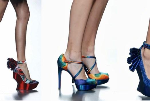 Maya Hansen colaboración de Ursula Mascaró   Madrid Fashion Week / Mercedes Benz Fashion Week Madrid   Spring-Summer 2014   Primavera-Verano 2014   Shoes / Calzado