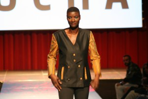 House of Mucha. Africa Fashion Week barcelona 2015