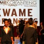 Kwame Koranteng. Africa Fashion Week barcelona 2015