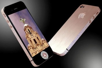 Stuart-Hughes'-iPhone-Diamond-Rose-Edition