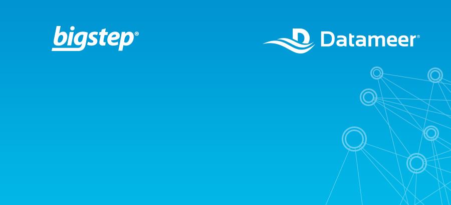 Datameer-Webinar