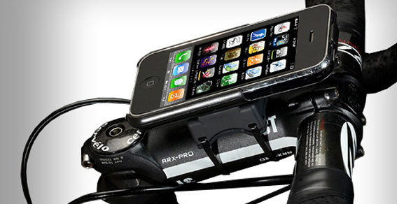 GoRide iPhone bike mount