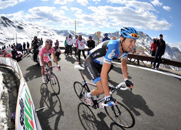 Ryder Wins the 2012 Giro
