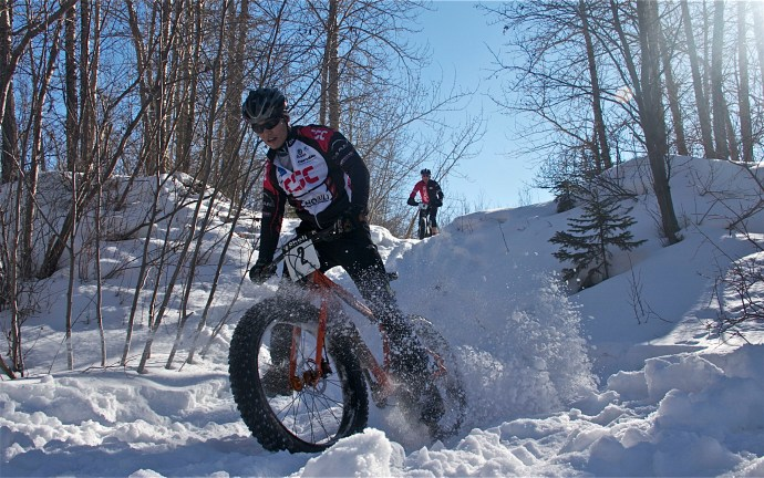 Blizzard Bike Race 2013