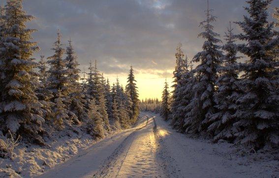 Winter Road via Lexious