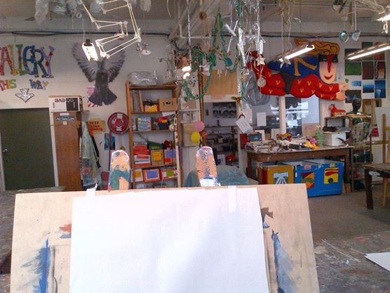Vincent's Free Art Studio