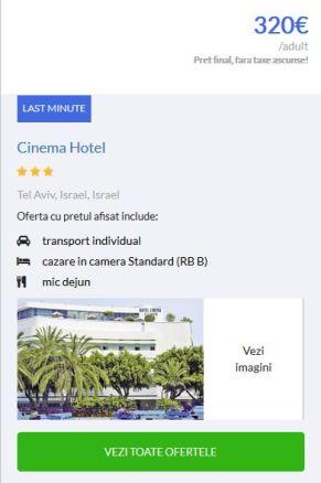 Cinema Hotel