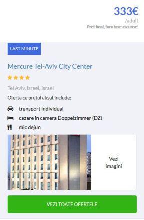 Mercure Tel Aviv City Center