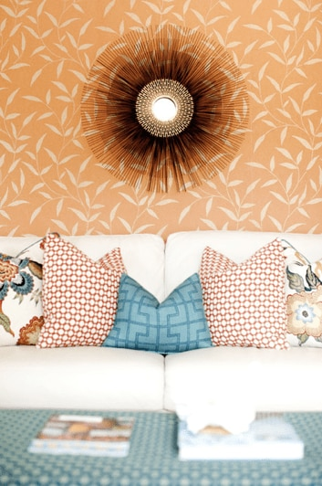 accent pillows from houzz.com