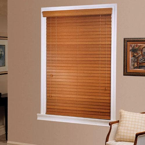 "Blinds.com Premium 2"" Faux Wood Venetian"