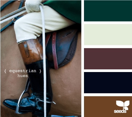 Manly color palate