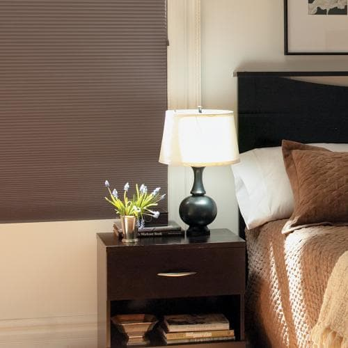 "Blinds.com Brand 1/2"" Single Cell Room Darkening Shade"