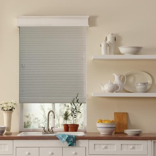 """Blinds.com Brand Economy 3/8"""" Double Cell Light Filtering Shade"""