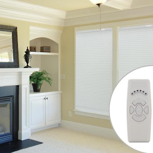 Blinds.com Brand Motorized Shades on Sale now!