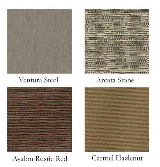 Blinds.com Signature Solar Shade Color Samples