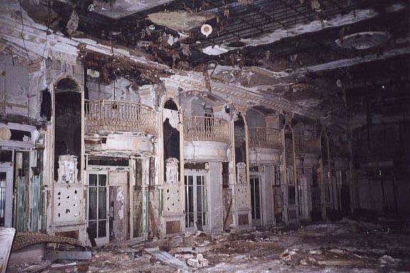 Book Cadillac Hotel - Forgotten Detroit