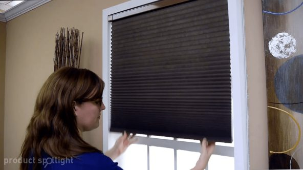 Instafit Cordless Honeycomb Shades