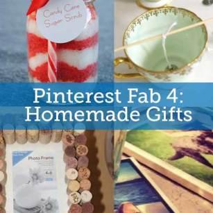 Homemade Holiday Gifts