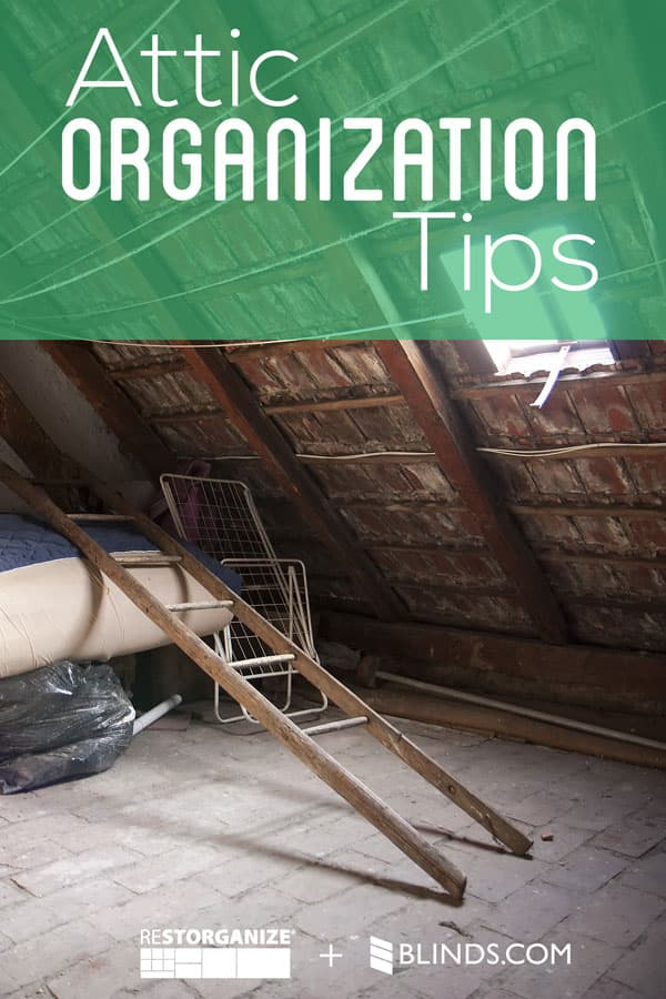 Attic-Organization-Tips