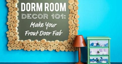 Dorm-front-door