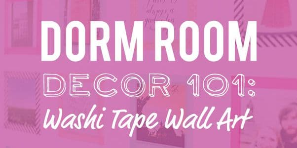 Dorm-Washi-Wall