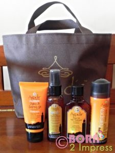 #Agadir Argan Oil Hair Care