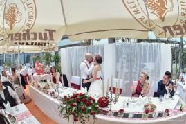 Bacio, bacio, In Italien feiert man Hochzeiten mit jeder Menge romantischer Bräuche, Hochzeitsfotograf Gardasee