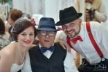 Hochzeitsfotograf, Mit 20-er Jahre Motto im Great Gatsby Style, Hochzeitsfotograf Vintage, Fotograf Hochzeit, tolle Hochzeitsgäste im 20 Jahre Style