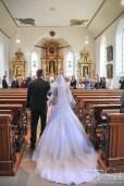 Einzug der Braut in die Kirche, Fotograf Kirche Forchheim Hochzeit