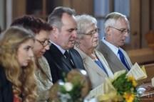 Trauung in der Sankt Maternus Kirche in Guentersleben mit dem Hochzeitsfotografen.