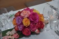 Schoene Tischdekoration auf der Hochzeitstafel fotografiert von dem Hochzeitsfotograf aus Nuernberg! Da Claudio!