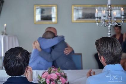 Ja-Wort in der Schweiz. Der Hochzeitsfotograf in Zuerich.