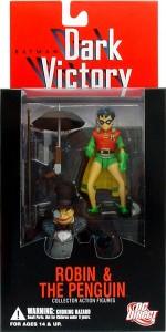 Batman: Dark Victory Robin and Penguin package