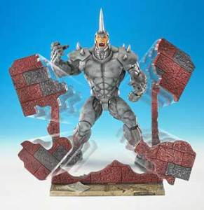Spider-man Classics Ultimate Rhino package