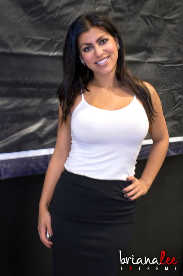 Briana Lee Extreme - Exxxotica New Jersey 2014!