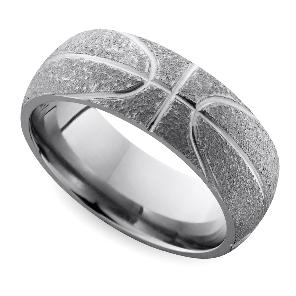 cool mens wedding rings for sports fanatics wedding ring and band men s wedding rings