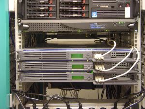 typical server rack