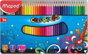 crayons Color'Peps