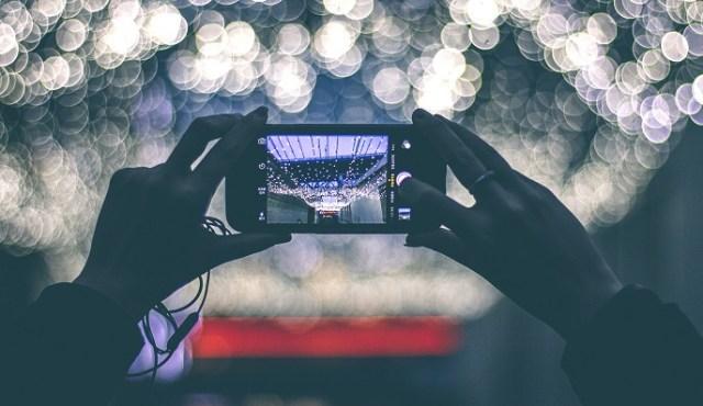 fotografía smartphone