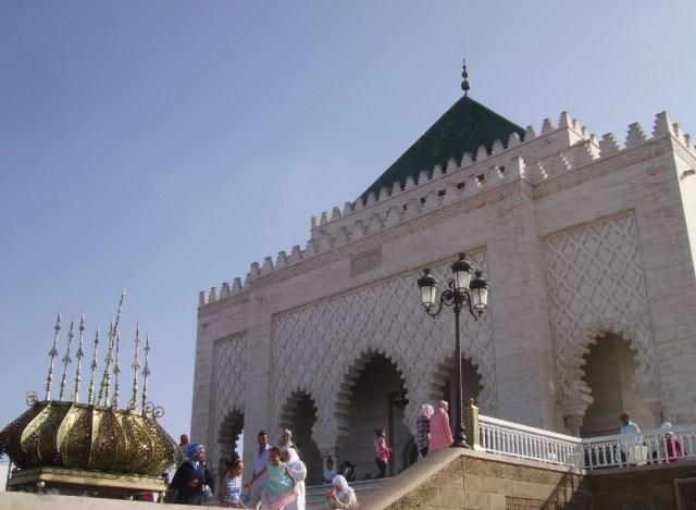 mausoleo de Mohamet_V_Rabat