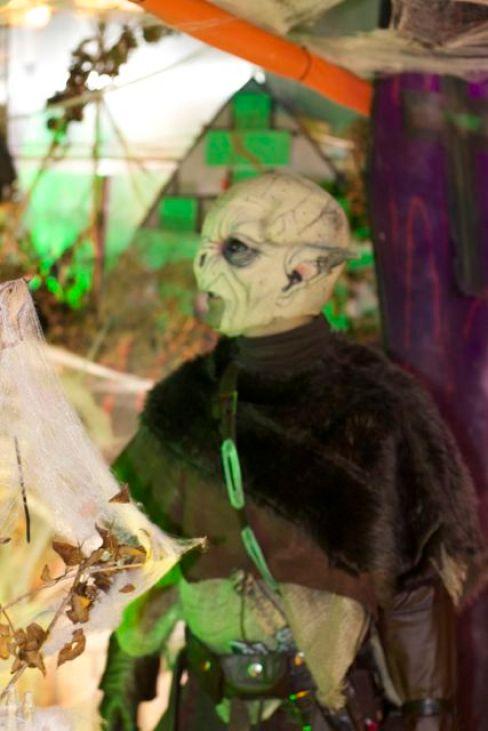 Spooktacular Costumes!
