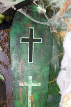 Coffin in the Helter Skelter