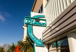 Miami or Minehead? The Diner opens this half term