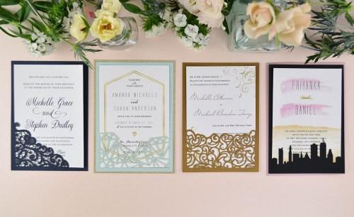 Medium Of Diy Wedding Invitations