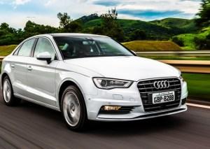 Premium Audi A3 frente